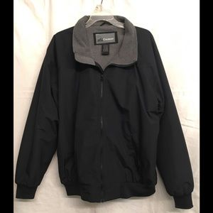 Men's Fleece Lined Winter Bomber Jacket